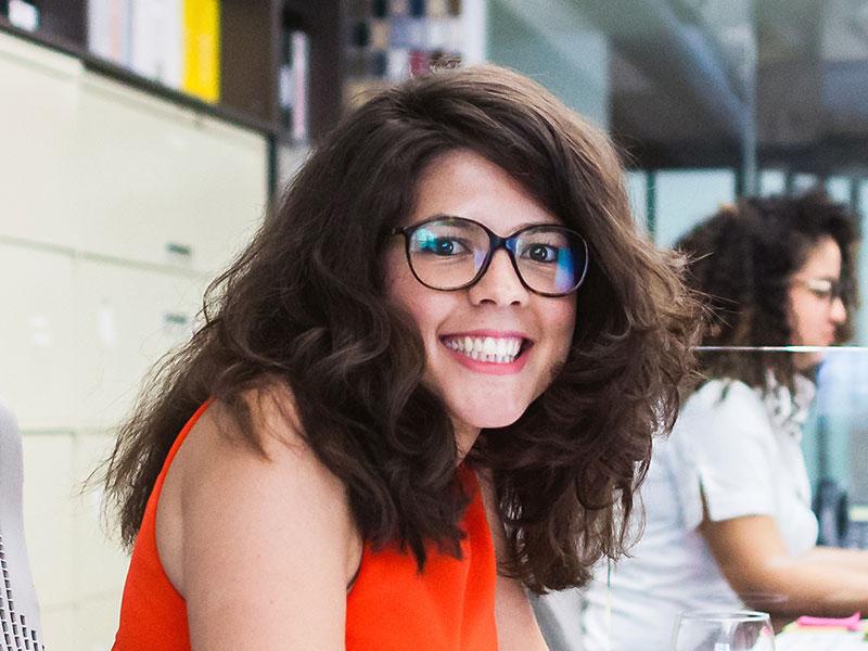 Amina Bouayad