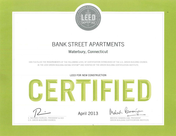 Bank St LEED.pdf