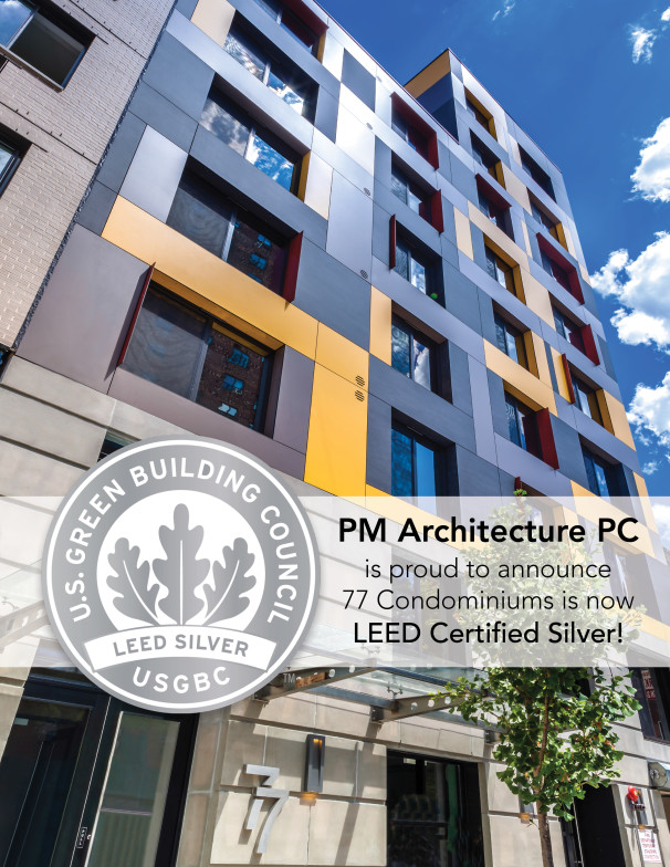 77 E110th_LEED Certified Silver